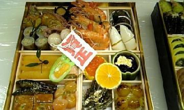 おせち料理 2010年