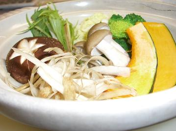 野菜トマト鍋  (美肌鍋)